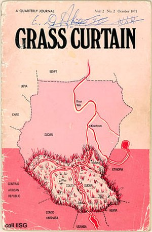 Grass Curtain - Image: Grass Curtain vol 2no 2 Cover