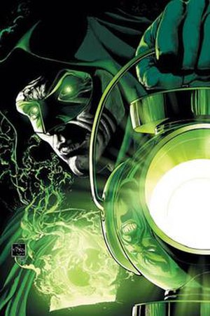 Spectre (character) - Image: Green Lantern Rebirth 1 coverart