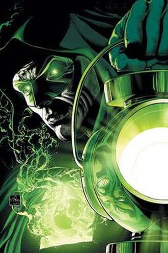 Spectre (DC Comics character) - Image: Green Lantern Rebirth 1 coverart