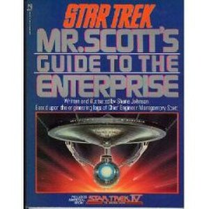 Mr. Scott's Guide to the Enterprise - Image: Guide to the Enterprise
