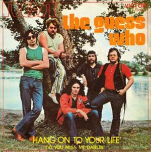 Hang On to Your Life - Image: Hang on to Your Life