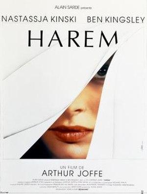 Harem (film) - Image: Harem poster