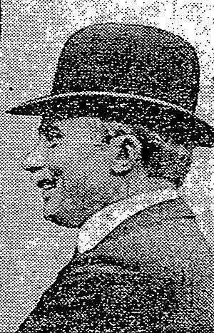 Sam Hildreth - Sam Hildreth, 1910