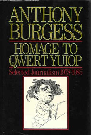 Homage to Qwert Yuiop - First edition (publ. Hutchinson)