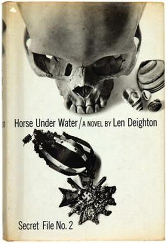 Horse Under Water - First edition cover