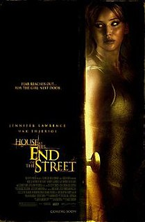 <i>House at the End of the Street</i> 2012 film by Mark Tonderai