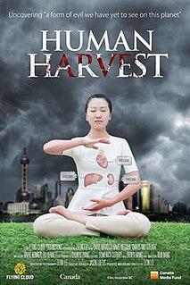 <i>Human Harvest</i> (film) 2014 film by Leon Lee