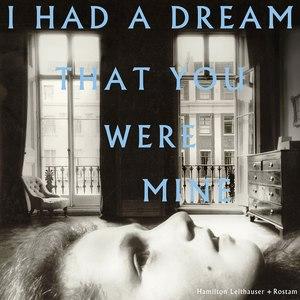 I Had a Dream That You Were Mine - Image: I Had a Dream That You Were Mine