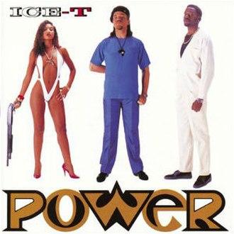 Power (Ice-T album) - Image: Icetpower