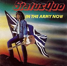 Status Quo - In the Army Now (studio acapella)