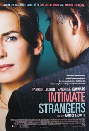 Intimate Strangers (2004 film) - Image: Intimate Strangers poster