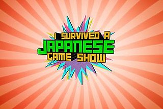 <i>I Survived a Japanese Game Show</i> television series