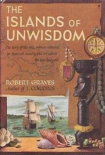 <i>The Islands of Unwisdom</i> novel by Robert Graves
