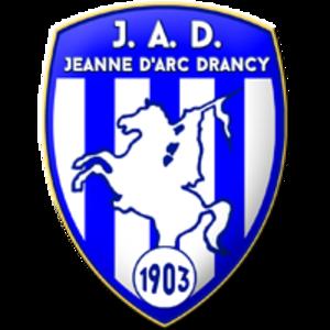 JA Drancy - Image: JA Drancy logo