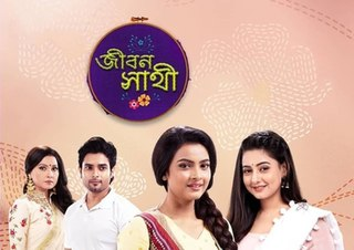 <i>Jibon Saathi</i> Indian Bengali-language soap opera