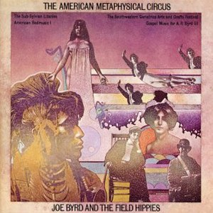 Joseph Byrd - The American Metaphysical Circus (1969)