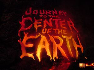 Journey to the Center of the Earth (attraction) - Image: Journey to the Center of the Earth Ride