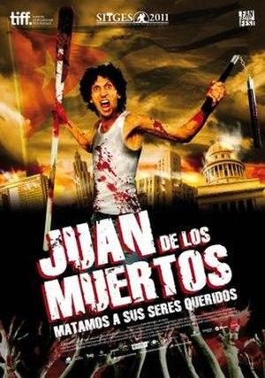 Juan of the Dead - Film poster