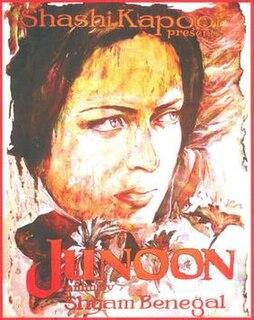 <i>Junoon</i> (1978 film)