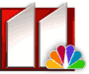 KCBD - Former logo, used from 1994 to 2010; the current version of the logo is based on the original 1994 version.