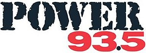 KDGS - Image: KDGS Power 93.5 logo