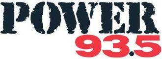 KDGS - Image: KDGS Power 93.5 logo