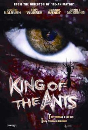 King of the Ants - Image: King of the ants 01