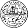 Official seal of Kingston, Massachusetts