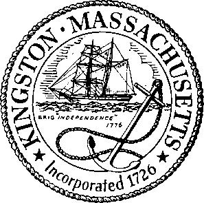 Official seal of Kingston, Massachusetts