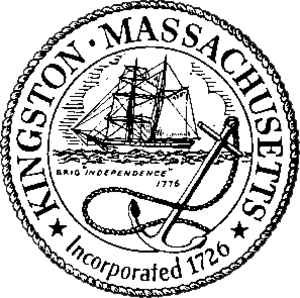 Kingston, Massachusetts - Image: Kingston Seal