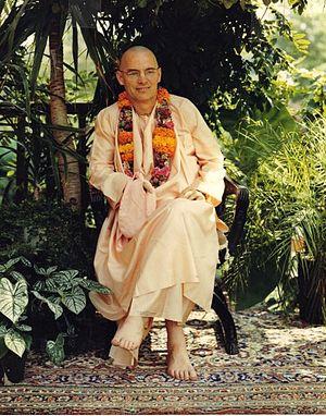 Kirtanananda Swami - Image: Kirtanananda Swami 1982
