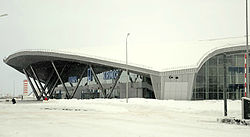 Kurumoch International Airport New Terminal 1.jpg