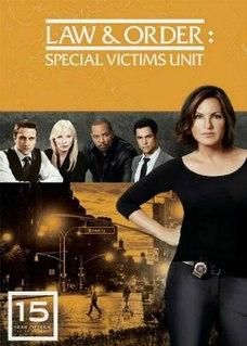 <i>Law & Order: Special Victims Unit</i> (season 15) Season of television series Law & Order: Special Victims Unit