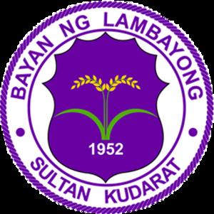 Lambayong, Sultan Kudarat - Image: Lambayong Sultan Kudarat