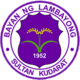 Official seal of Lambayong