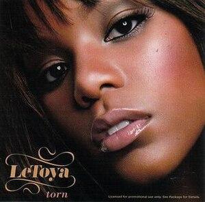 Torn (LeToya song) - Image: Le Toya Torn (single cover)