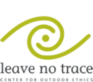 Leave No Trace - Image: Leave No Trace logo