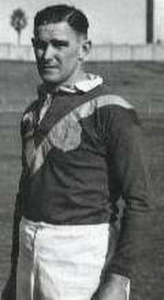 Len Smith (rugby) - Image: Len Smith 1947