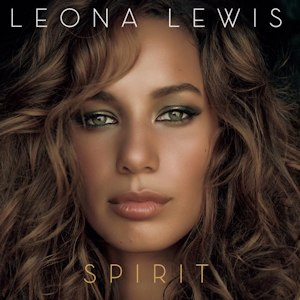 Spirit (Leona Lewis album) - Image: Leona Lewis – Spirit (album cover)