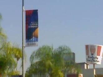 Little Armenia, Los Angeles - Image: Little Armenia Banner