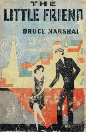 The Little Friend (Marshall novel) - Image: Little friend