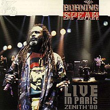 Live In Paris Zenith 88 Wikipedia