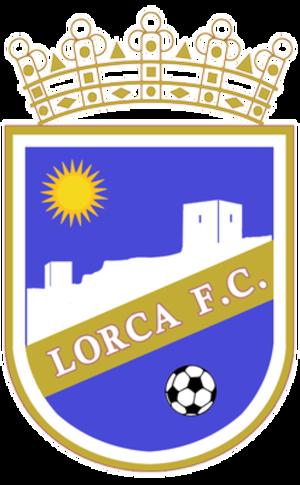 Lorca FC - Image: Lorca FC logo