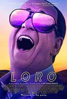 <i>Loro</i> (film) 2019 Italian drama film
