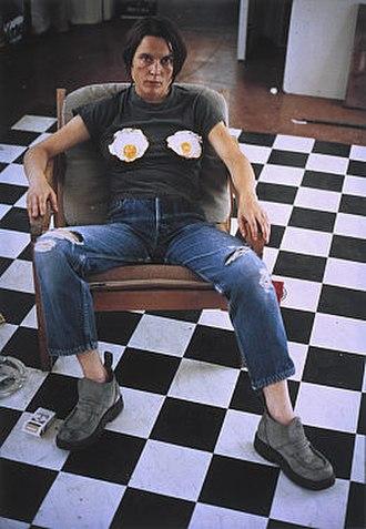 Arts Council Collection - Image: Lucas Self Portrait