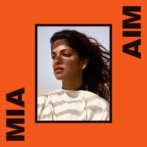 AIM (album) - Image: MIA AIM (album cover)