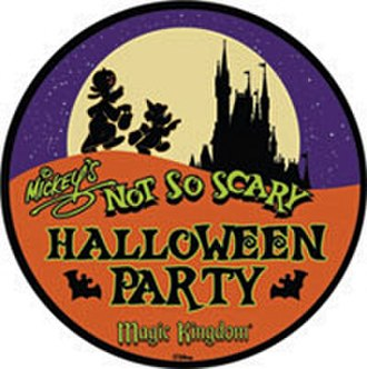 Mickey's Not-So-Scary Halloween Party - Image: MNSS Plogo