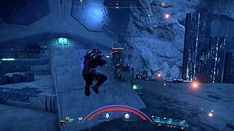 Mass Effect: Andromeda - Image: Mass Effect Andromeda Gameplay