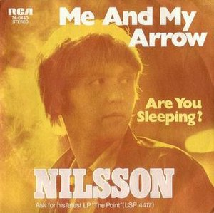 Me and My Arrow - Image: Me and My Arrow Harry Nilsson