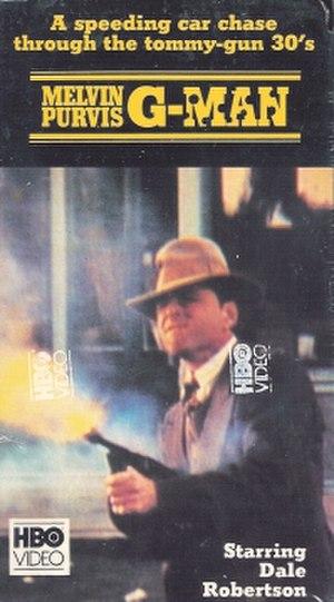 Melvin Purvis: G-Man - Image: Melvin Purvis G Man